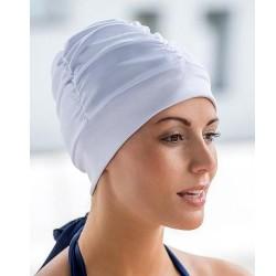 Bonnet de bain Tissu Bleu Marine