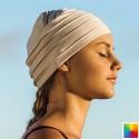Bonnet Turban Yoga avec Surpiqûres