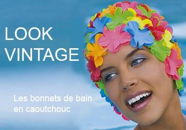 Bonnets de bain à Fleurs